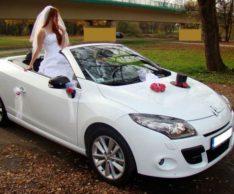 Cabriolet na wesele